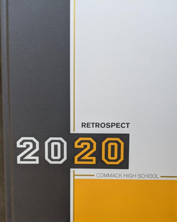 The 2020 edition of Crossroads yearbook was nationally recognized.