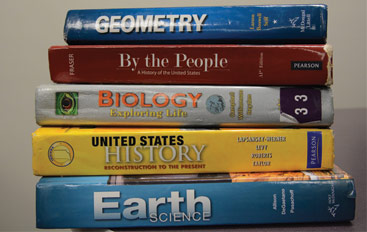 Pull back politically charged textbooks